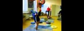 Khadzhimurat Akkaev 240kg C&J