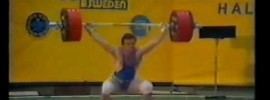 Blagoy Blagoev 195 kg Snatch World Record @ 90kg