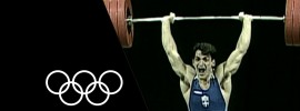 Pyrros Dimas Olympic Highlights Compilation