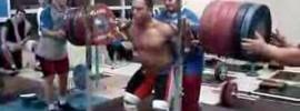 Eduardo Guadamud 310 kg x 2 Squat