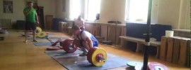 210kg Snatch Khadzhimurat Akkayev