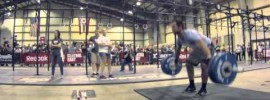 Rich Froning Snatch Ladder Double Unders