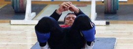 Dmitry Klokov Anterior Ankle / Quad Stretch