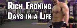 Rich Froning Training Days