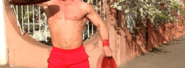 dmitry klokov plate flips grip strength