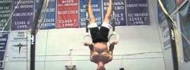 Reverse Muscle Ups