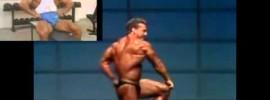 Arnold Schwarzenegger, Samir Bannout, Rich Gaspari Talk about Steroids