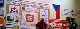 Jirka Orsag 237kg Clean & Jerk Czech Nationals