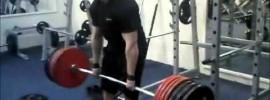 Tom Martin 340kg Deadlift
