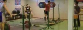 Behdad Salimi 350kg Squat Sohrab Moradi 310kg Squat