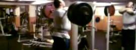 Jani Illikainen 305kg Front Squat