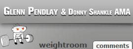 Glenn Pendlay Donny Shankle AMA Reddit