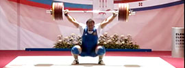 Ruslan Albegov 210kg Snatch