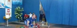 Polish Weightlifting Team for London
