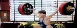 Naim Suleymanoglu 150kg Snatch 1988 Europeans