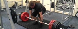 Tom Martin 363kg Deadlift