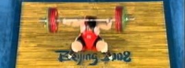 2008 Beijing Olympics Weightlifting