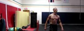 Kevin Bania 162.5 cm (64 Inch) Standing Box Jump