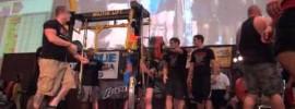 Eric Lilliebridge 1000kg Total
