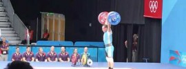 Ilya Ilyin London 233kg Clean & Jerk World Record 2012 Olympics