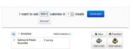 Eat This Much Automatic Diet Generator