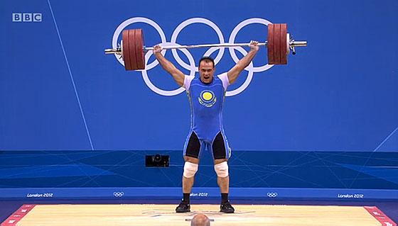 Ilya Ilin 185kg Snatch