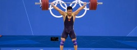 Lu Xiaojun 175kg Snatch World Record Video