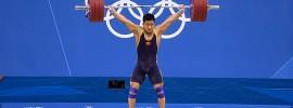 Lu Xiaojun 175kg Snatch World Record Video