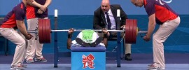 Yakubu Adesokan 178kg World Record