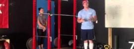 Chad Vaughn on the Squat Part 3