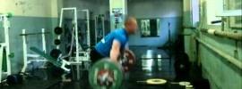 Maxim Matveev 190kg Snatch