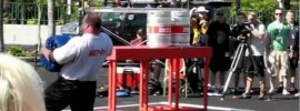 2012 World's Strongest Man Loading Race