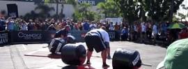 2012 World's Strongest Man Deadlift