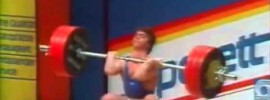 Bulgarian World Records at 1986 European Weightlifting Championships