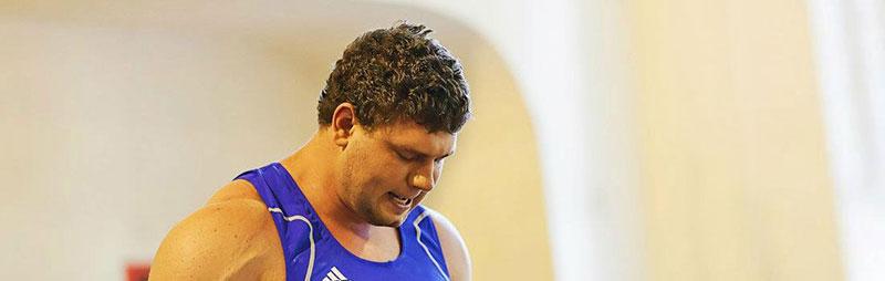 Igor Lukanin Weightlifter