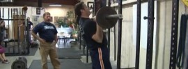 Mark Rippetoe Press Instruction from Starting Strength 3