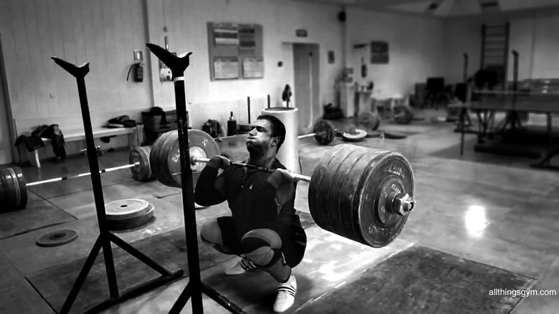 dmitry klokov front squat wallpaper_small