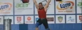 Marcin Dolega 190kg Snatch & 230kg Clean and Jerk