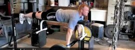Barbell Rows Variations Demo Videos