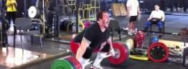 Fernando Reis 180kg Snatch