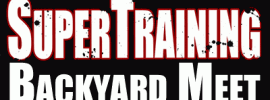 Supertraining Backyard Meet