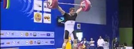 Let's Watch the 2007 Worlds 105kg Session