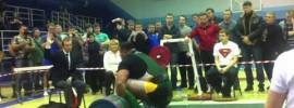 Mikhail Koklyaev 1007.5kg Raw Total