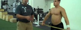 Upper Body Stretches for Olympic Weightlifting