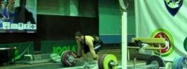 Artem Okulov 200kg Clean & Jerk