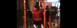Dan Green 338kg Squat Triple