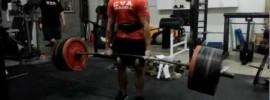 Paul Nguyen 310.5kg Deadlift
