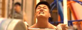 Lu Xiaojun Front Squat