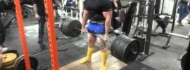 Terry Hollands 380kg Deadlift