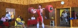 Oleksiy Torokhtiy 240kg Clean & Jerk